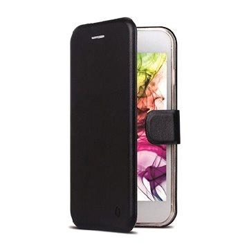 ALIGATOR BOOK S5520 Duo / Senior černé - Pouzdro na mobil