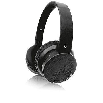 ALIGATOR AH02 černá - Bezdrátová sluchátka