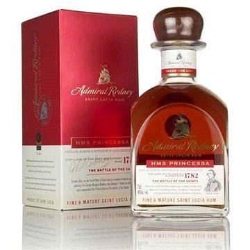 Admiral Rodney Princessa 0,7L 40% - Rum