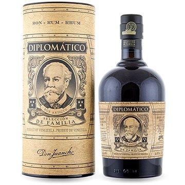 Diplomatico Selección De Familia 12Y 0,7l 43% GB - Rum