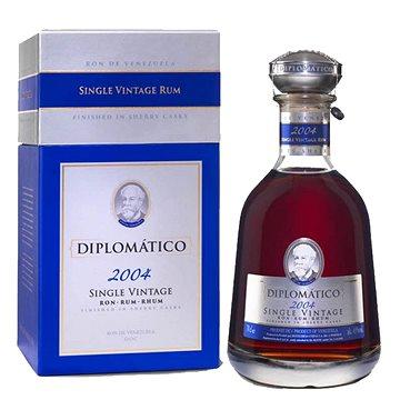 Diplomatico Single Vintage 12Y 2004 0,7l 43% GB L.E. - Rum