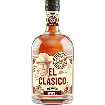 El Clásico Spiced 0,5l 30% - Rum