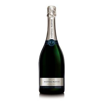 Chateau Radyně Extra Brut 0,75l jakostní šumivé víno 0,75l - Šumivé víno