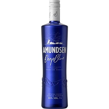 Amundsen Deep Blue 1l 40% - Vodka