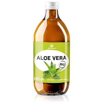Allnature Aloe Vera BIO 500 ml - Aloe vera