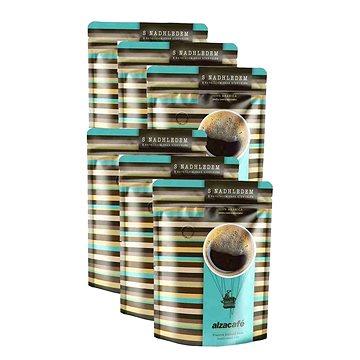 AlzaCafé, zrnková, 250g; 6x - Káva