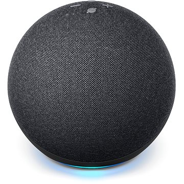 Amazon Echo Dot 4.generace Charcoal - Hlasový asistent