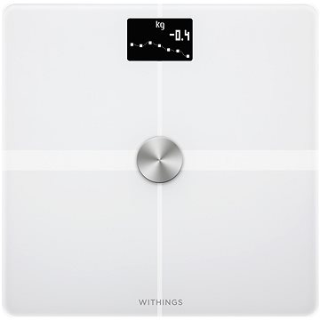 Withings Body+ Full Body Composition WiFi Scale - White - Osobní váha