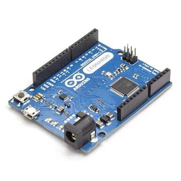 Arduino Leonardo s konektory - Mini počítač