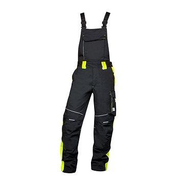 Ardon Kalhoty s laclem NEON černo-žluté vel. 52 - Pracovní oděv