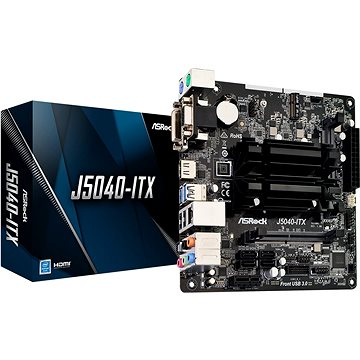 ASROCK J5040-ITX - Základní deska