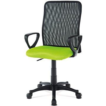 AUTRONIC Lucero zelená - Kancelářská židle