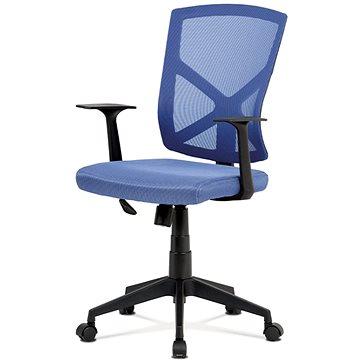 AUTRONIC Ozzy modré - Kancelářské křeslo