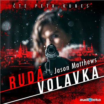 Rudá volavka - Audiokniha MP3