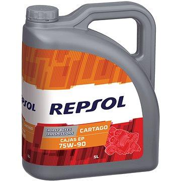 REPSOL CARTAGO CAJAS EP 5l - Převodový olej