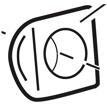 Podložka k nosiči kol Thule 592/593 (50269) - Podložka