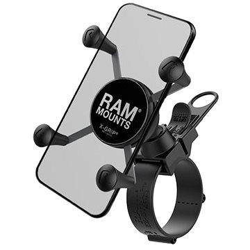 RAM Mounts X-Grip na řídítka do průměru 60mm - Držák na mobilní telefon