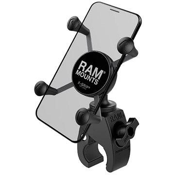 """RAM Mounts X-Grip se """"Snap-LinkTough-Claw"""" upínaním na řidítka - Držák na mobilní telefon"""