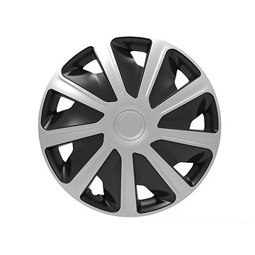 "VERSACO CRAFT 15"" silver/black - Poklice na kola"
