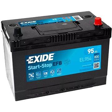 EXIDE START-STOP EFB 95Ah, 12V, EL954 - Autobaterie