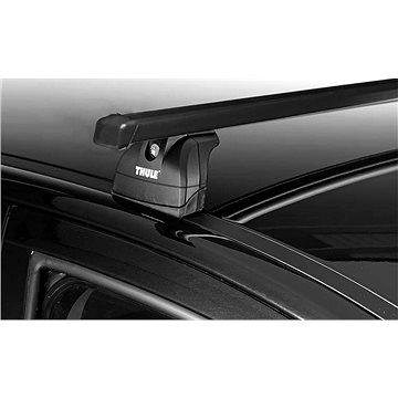 THULE Střešní nosiče pro VAUXHALL, Meriva, 5-dr MPV, s fixačním bodem, r.v. 2010-> - Střešní nosiče