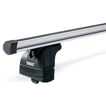 THULE Střešní nosiče pro DACIA, Dokker, 4-dr Van, s fixačním bodem, r.v. 2012-> - Střešní nosiče