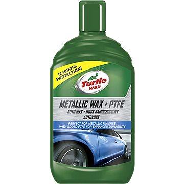 Turtle Wax GL Metallic Wax + PTFE  tekutý vosk 500ml - Vosk na auto