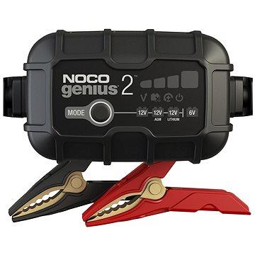 NOCO genius 2  6/12 V, 40 Ah, 2 A - Nabíječka autobaterií