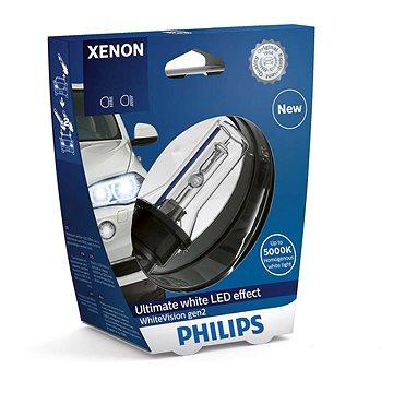 PHILIPS Xenon WhiteVision D3S 1 ks - Xenonová výbojka