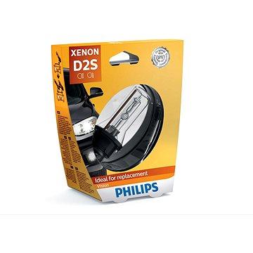 PHILIPS Xenon Vision D2S 1 ks - Xenonová výbojka