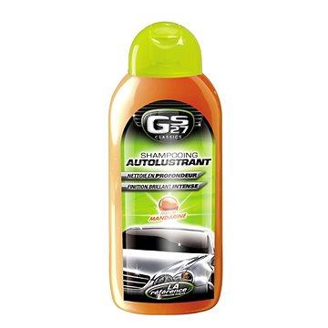 GS27 CAR SHINE SHAMPOO 500ml -mandarinka - Autošampon