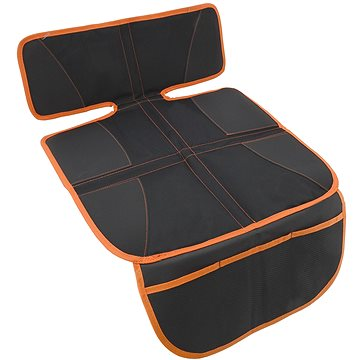 COMPASS Ochranný potah na sedadlo ORANGE - Autopotahy
