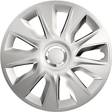 "VERSACO Stratos RC silver 15"" - Poklice na kola"