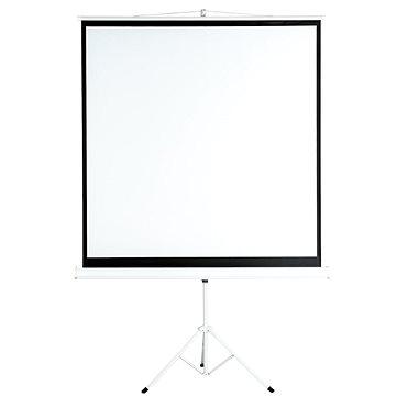 """AVELI, mobilní stativ, 72""""(1:1) - Projekční plátno"""