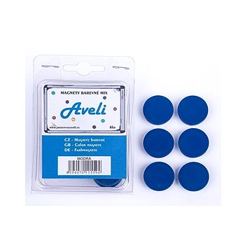 AVELI modrý - Magnet