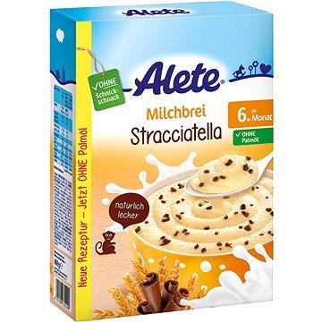 ALETE Mléčná krupicová kaše Stracciatella 400 g  - Mléčná kaše
