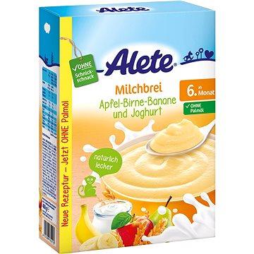 ALETE Mléčná krupicová kaše jogurtová s ovocem 400 g  - Mléčná kaše
