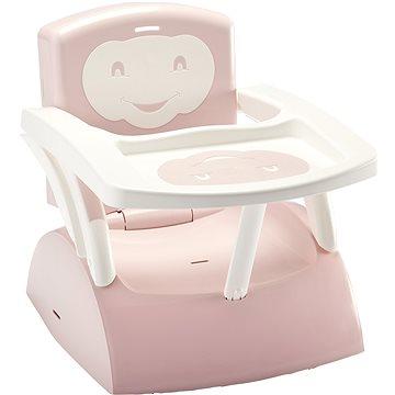 THERMOBABY Skládací židlička Powder pink - Jídelní židlička