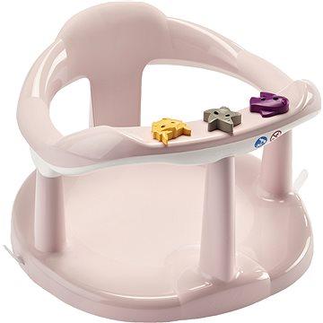 THERMOBABY Aquababy Powder Pink - Sedátko do vany pro děti