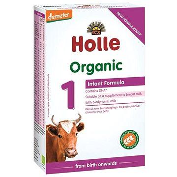 HOLLE BIO Dětská mléčná výživa 1 počáteční - Kojenecké mléko
