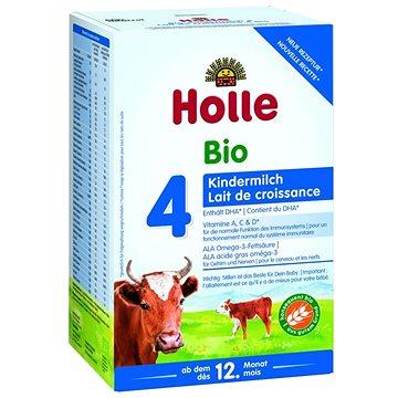 HOLLE BIO Dětská mléčná výživa 4 - 1× 600 g - Kojenecké mléko