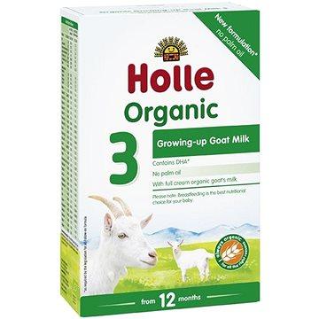 HOLLE BIO Dětská mléčná výživa na bázi kozího mléka 3 - 1× 400 g - Kojenecké mléko