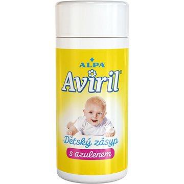 Alpa AVIRIL Dětský zásyp 100 g - Dětský pudr