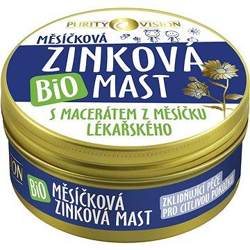 PURITY VISION Bio Měsíčková Zinková mast 150 ml - Mast