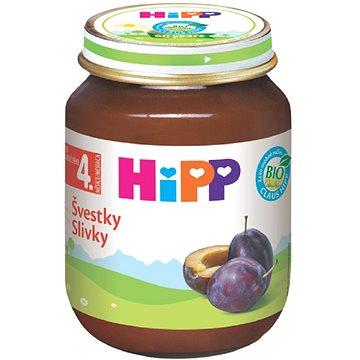 HiPP BIO Švestky - 6× 125 g - Příkrm