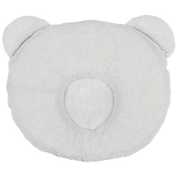 Candide Panda polštářek šedý - Polštář