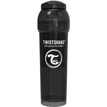TWISTSHAKE Anti-Colic 330 ml (dudl.L) Černá - Kojenecká láhev
