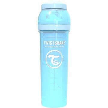 TWISTSHAKE Anti-Colic 330 ml (dudl.L) modrá - Kojenecká láhev