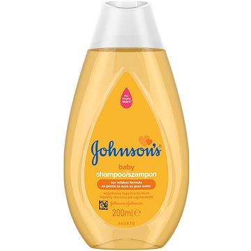JOHNSON'S BABY šampon 200 ml - Dětský šampon