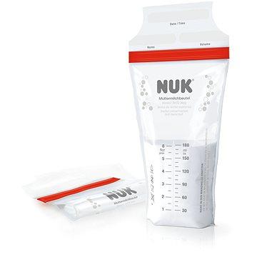 NUK Sáčky na mateřské mléko, 25 ks - Sáčky na mateřské mléko